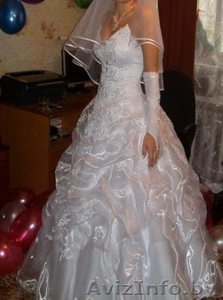 Савдебное платье - Изображение #1, Объявление #315092