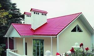 Дизайн дома зависит от выбранной кровли,а всё начинается со звонка нам - Изображение #1, Объявление #611832