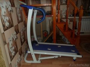 беговая дорожка механическая с монитором для домашнего занятия спортом,  - Изображение #1, Объявление #1490773