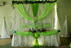 оформление свадеб и других торжеств - Изображение #4, Объявление #92642