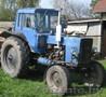 Трактор МТЗ-80 с документами.