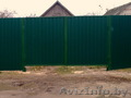 Распашные ворота с дистанционным открытием и без него